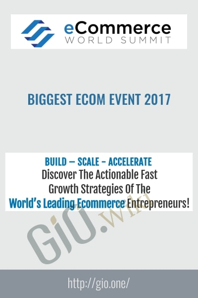 eCommerce World Summit 2017