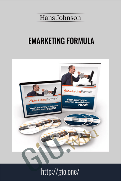 eMarketing Formula - Hans Johnson