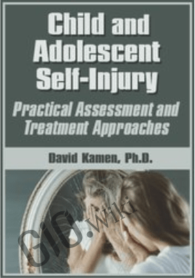 Child and Adolescent Self-Injury: Practical Assessment and Treatment Approaches - David G. Kamen