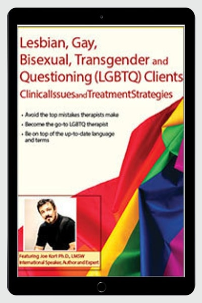 Lesbian, Gay, Bisexual, Transgender and Questioning (LGBTQ) Clients